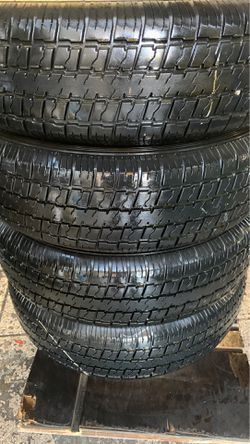 205/75/14 st trailer tires good condition for Sale in San Diego,  CA