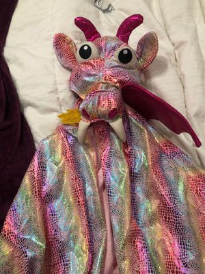 Play Imagine Pink Dragon Costume for Sale in Ontario, CA