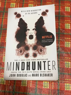 MINDHUNTER Book for Sale in Reisterstown, MD