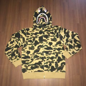 A Bathing Ape 1st camo shark hoodie for Sale in Daly City, CA