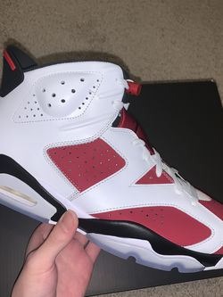 Jordan 6 Retro 'Carmine' - Size 6.5Y for Sale in Beaverton,  OR