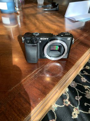 Sony A6000 Camera for Sale in Long Beach, CA