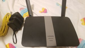 Linksys wi-fi router wifi internet for Sale in Santee, CA