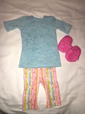 American Girl Doll Pajama Set Honey the Dog for Sale in Hillsboro, OR