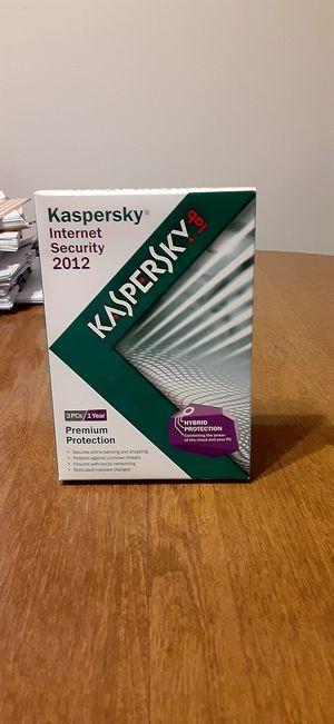 Kaspersky internet security for Sale in Brandon, FL