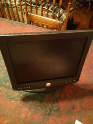 Dell computer monitor/model # 1503fp/15 inch screen for Sale in Dearborn Heights, MI