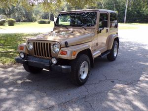 2000 Jeep Wrangler for Sale in Fruitland Park, FL