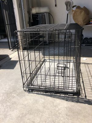 Small dog crate for Sale in Torrance, CA