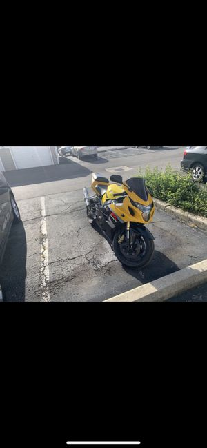 2004 GSX-R 750 for Sale in Indianapolis, IN