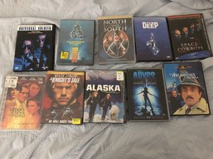 Lots of movies and shows on DVD starting at $5 each for Sale in Midlothian, VA