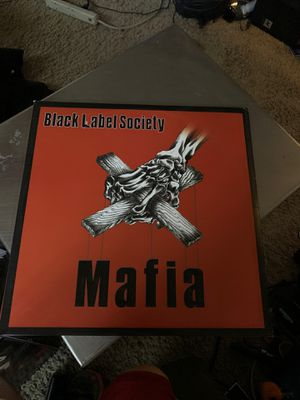 Black Label Society: Mafia for Sale in San Antonio, TX