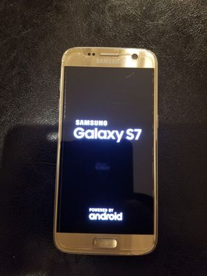 Galaxy S7 Verizon Unlocked for Sale in Charlotte, NC