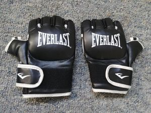 Everlast UFC MMA combat sports gloves boxing punching bag violence Kombat for Sale in San Leandro, CA