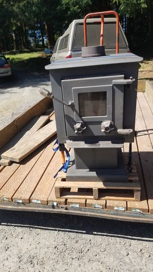 Excellent condition woodstove for Sale in Portland, OR