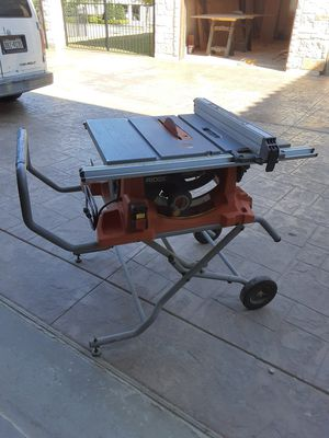 Table saw for Sale in Garland, TX