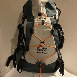 Lowe Alpine Confour Mountain Backpack for Sale in Erie, CO
