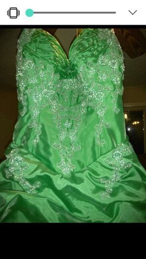 Pageant dress . Christmas for Sale in Siloam Springs, AR