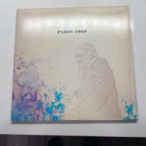 Thelonious Monk Paris 1969 (two LPs) for Sale in Los Angeles, CA