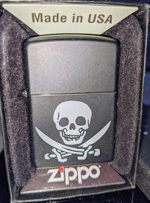 Zippo skull lighter for Sale in Las Vegas, NV