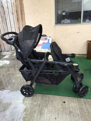 Chicco Double Stroller ($70 Firm ) for Sale in Westminster, CA