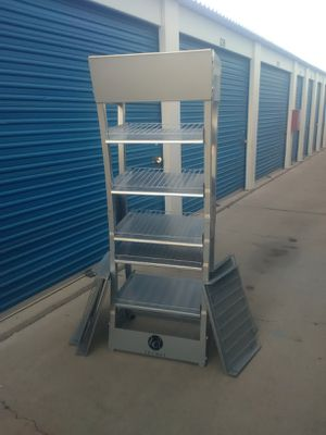 Commercial Nine Shelves Metal Display Rack 26x18x72 for Sale in Glendale, AZ