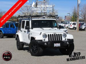 2016 Jeep Wrangler Unlimited for Sale in Auburn, CA