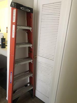 6ft Werner Ladder for Sale in Tampa, FL