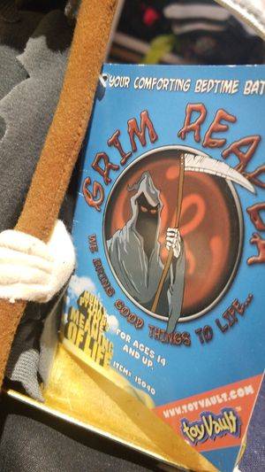 GRIM REAPER.COLLECTIBLE FIGURE for Sale in Glendale, AZ