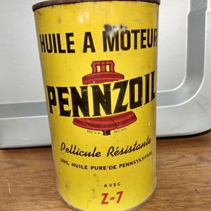 Vintage Pennzoil Z-7 Oil Can UNOPENED for Sale in Oklahoma City, OK