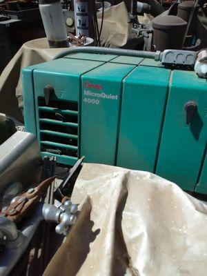 Onan Micro Quite 4000 generator for Sale in Santa Maria, CA