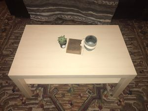 "3' long x 18"" tall Coffee Table off-White for Sale in Portland, OR"
