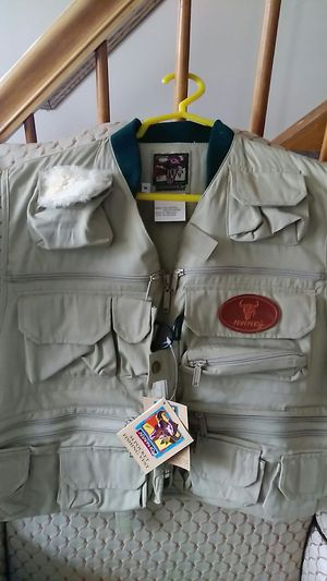 Arapaho fishing vest for Sale in Parkville, MD