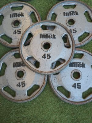INTEK.. STELL WEIGHTS for Sale in Riverside, CA