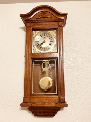Vintage / Antique D&A, Windup Wall Clock w/Key Wind for Sale in OR, US
