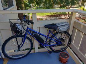 48v electric bike for Sale in Sunnyvale, CA