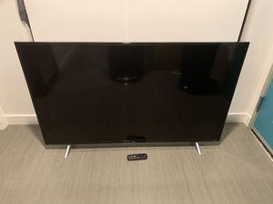 TCL 55S405 55-Inch 4K Ultra HD Roku Smart LED TV (2017 Model) for Sale in Seattle, WA