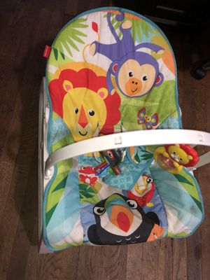 Fisher Price infant to toddler rocker for Sale in Fresno, CA