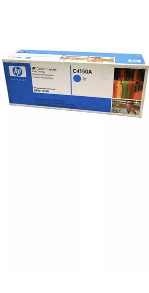 NEW Factory Sealed HP Original Toner Cartridge C4150A Cyan LaserJet HP 8500 8550 for Sale in Longwood, FL