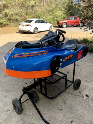 TrikOlympic Dirt track Racing Go-Cart for Sale in Hattiesburg, MS