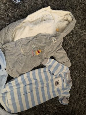 Baby boy clothes/car seat cover/ coat etc for Sale in Pittsburgh, PA