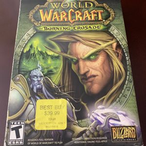 World of Warcraft expansion for Sale in Cayce, SC
