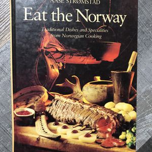 Used Eat the Norway by Stromstad, Aase Hardcover Book for Sale in St. Petersburg, FL
