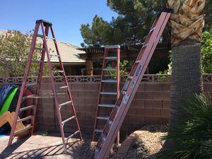 Louisville Aluminum Ladders for Sale in Henderson, NV