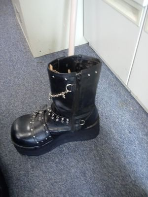 Platform boots for Sale in Plant City, FL