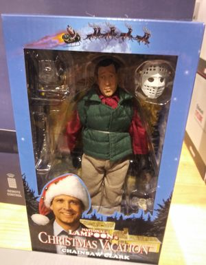Clark Griswold NECA figure for Sale in Germantown, MD