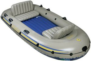 Inflatable 4 person Boat for Sale in Las Vegas, NV