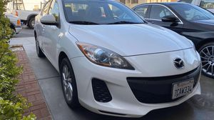 2013 mazda 3 low miles new tires for Sale in Daly City, CA