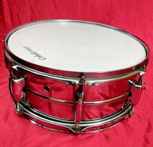 Chrome snare drum !! $80 or best offer !! for Sale in Oakland Park, FL