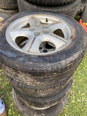 Dodge wheels rims for Sale in Livonia, MI