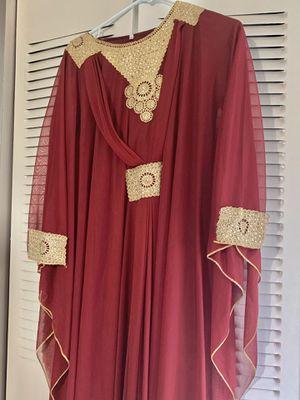 MODERN JILBAB ARABIAN FANCY WOMEN DRESS ABAYA KAFTAN for Sale in Takoma Park, MD